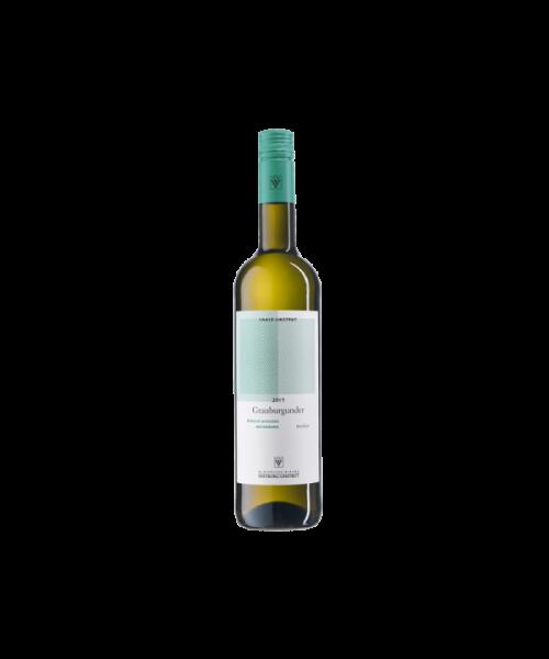 2017 Grauburgunder Schloss Neuenburg  Deutscher Qualitätswein  trocken, 0.75l) FREYBURG-UNSTRUT