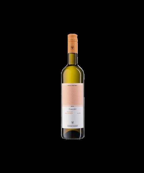 2017 Gutedel   Deutscher Qualitätswein    (trocken, 0.75l) FREYBURG-UNSTRUT