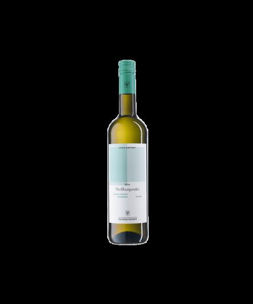 2017 Weißburgunder Schloss Neuenburg Deutscher Qualitätswein trocken, 0.75l WINZERVEREINGUNG FREYBURG-UNSTRUT