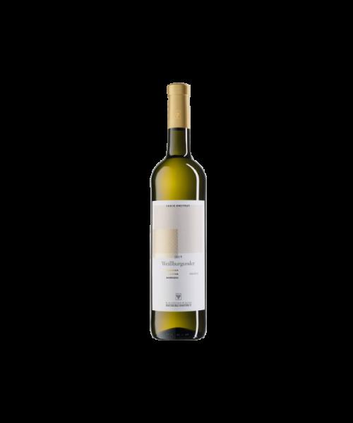 2017 Weißburgunder Deutscher Qualitätswein Barrique (trocken, 0.75l) Winzervereinigung Freyburg-Unstrut