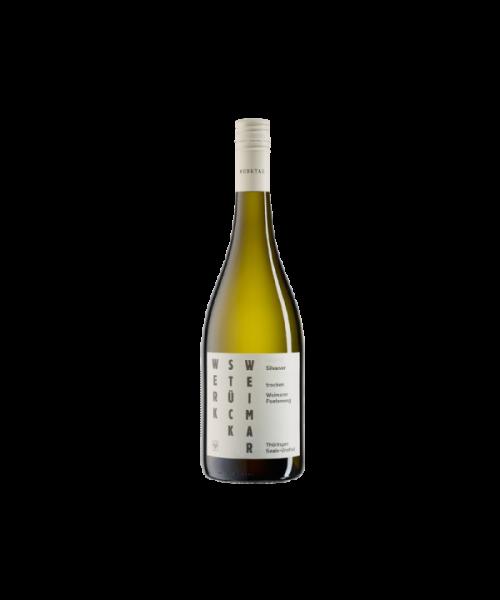 2018 Silvaner  Weimarer Poetenweg   Deutscher Qualitätswein   (trocken, 0.75l) FREYBURG-UNSTRUT