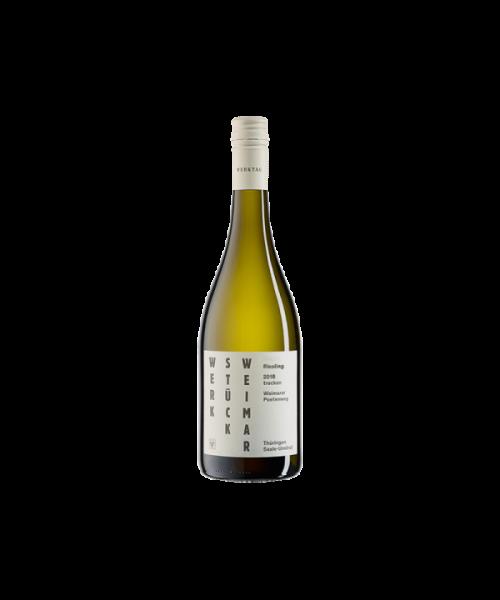 2017 Riesling  Weimarer Poetenweg   Deutscher Qualitätswein   (trocken, 0.75l) WINZERVEREINGUNG FREYBURG-UNSTRUT