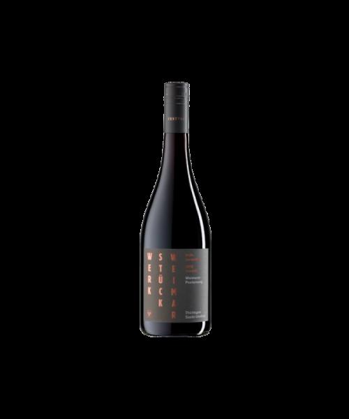 2015 Frühburgunder Barrique  Weimarer Poetenweg   Deutscher Qualitätswein   (trocken, 0.75l) FREYBURG-UNSTRUT