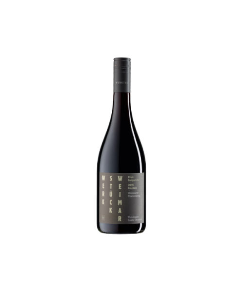 2015 Frühburgunder  Weimarer Poetenweg   Deutscher Qualitätswein   (trocken, 0.75l) FREYBURG-UNSTRUT
