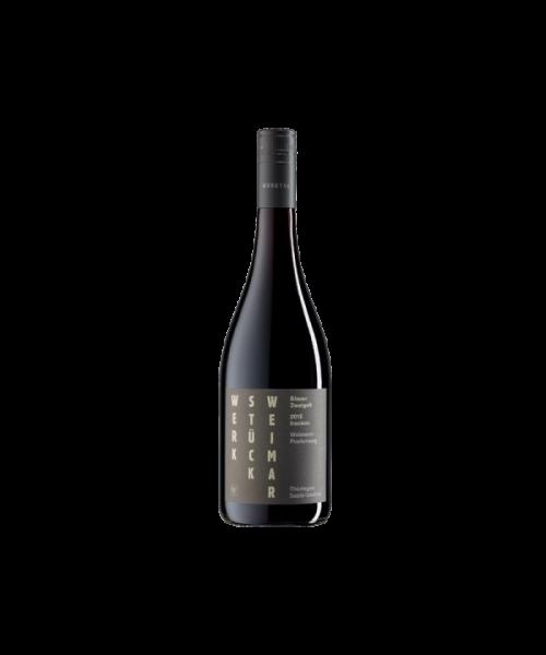 2017 Blauer Zweigelt  Weimarer Poetenweg Deutscher Qualitätswein (trocken, 0.75l) FREYBURG-UNSTRUT