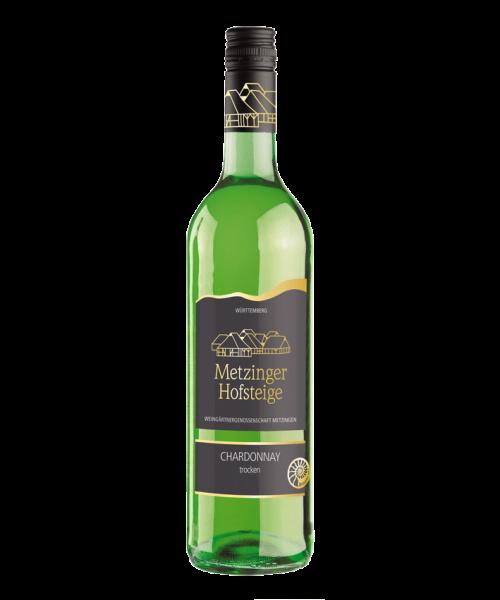 """2018 CHARDONNAY TROCKEN """"Brauner Jura"""" Metzinger Wein"""