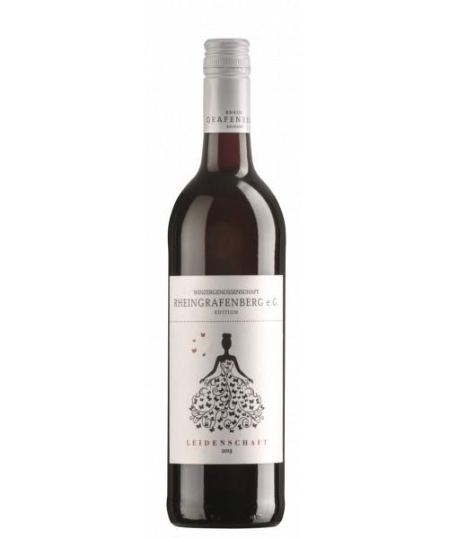 Leidenschaft Rotwein-Cuvée trocken Winzergenossenschaft Rheingrafenberg