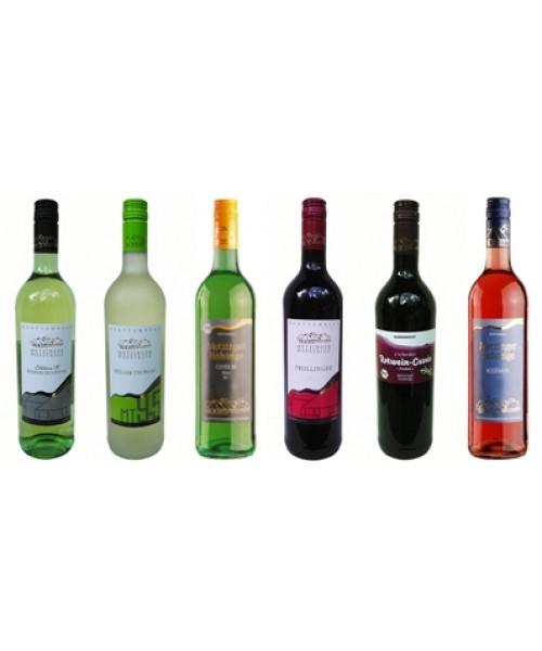 Unsere Neuen - Weinprobierpaket 6 Flaschen für 37,80€ (pro Flasche 6,30€) Metzingen