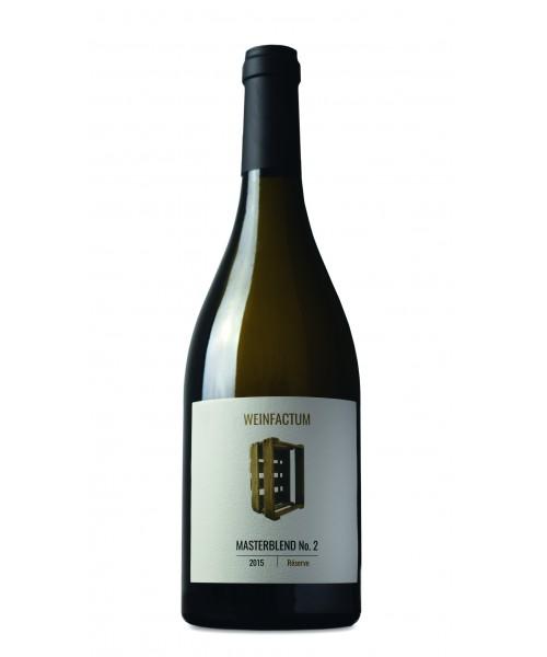 2015 Masterblend No. 2 Réserve 0,75l Weinfactum Bad Cannstatt