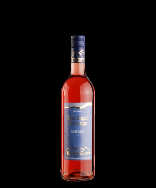 2018 ROSÉWEIN HALBTROCKEN Metzinger Wein