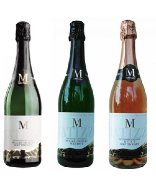 Sektprobierpaket sechs Flaschen für 58,20€ Metzinger Wein