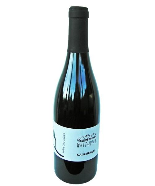 2019 SPÄTBURGUNDER TÜRMLE KALKMERGEL 0,75ltr Metzinger Wein