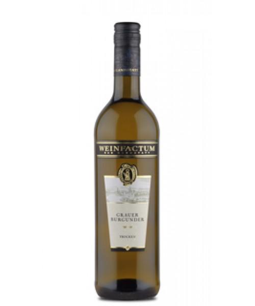 2015 Grauer Burgunder ✯✯ trocken Weinfactum Bad Cannstatt