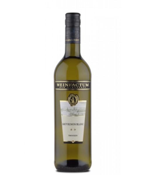 2017 Sauvignon Blanc ✯✯ trocken Weinfactum Bad Cannstatt