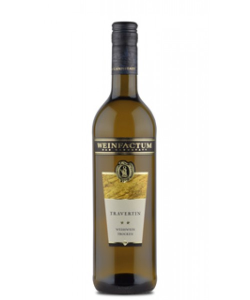 2015 Travertin Weißwein ✯ trocken Weinfactum Bad Cannstatt