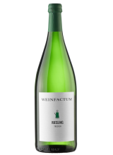 2018 Riesling trocken 1l Weinfactum Bad Cannstatt