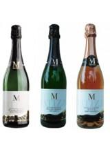 Sektprobierpaket sechs Flaschen für 49,90€ Metzinger Wein