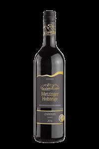 2016 LEMBERGER TROCKEN Metzinger Wein