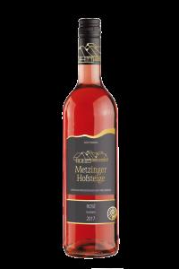 2017 ROSÉWEIN TROCKEN Metzinger Wein