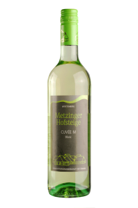 CUVÉE M BLANC HALBTROCKEN Metzinger Wein