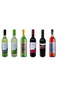 Unsere Neuen - Weinprobierpaket 6 Flaschen für 37,80€ (pro Flasche 6,30€)