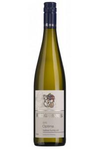 2016er Optima Spätlese fruchtig süß Winzergenossenschaft Rheingrafenberg