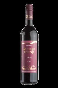 2016 SAMTROT HALBTROCKEN Metzinger Wein