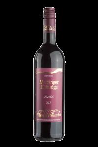 2017 SAMTROT HALBTROCKEN Metzinger Wein