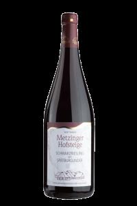 2018 SCHWARZRIESLING MIT SPÄTBURGUNDER HALBTROCKEN Metzinger Wein