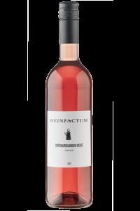 2017 SPÄTBURGUNDER ROSÉ ★ TROCKEN Weinfactum