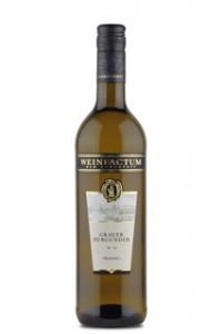 2017 Grauer Burgunder ✯✯ trocken Weinfactum Bad Cannstatt