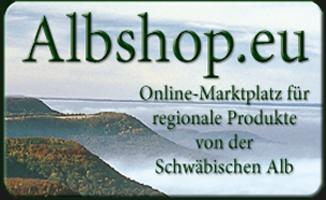 Albshop - regionale Spezialitäten von der Schwäbischen Alb